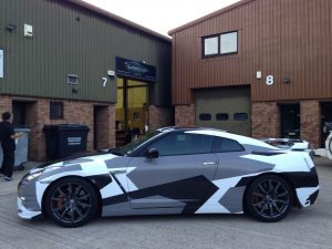 Carwrapping Den Haag